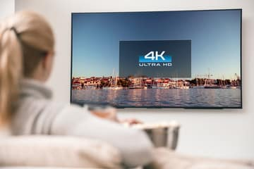4K Display Rental