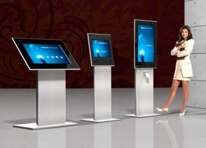 2020 CES Digital Kiosk Rentals