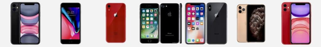 Apple iPhone Rentals